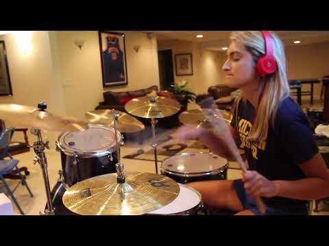 Girls Like You by Maroon 5 ft. Cardi B Drum Cover