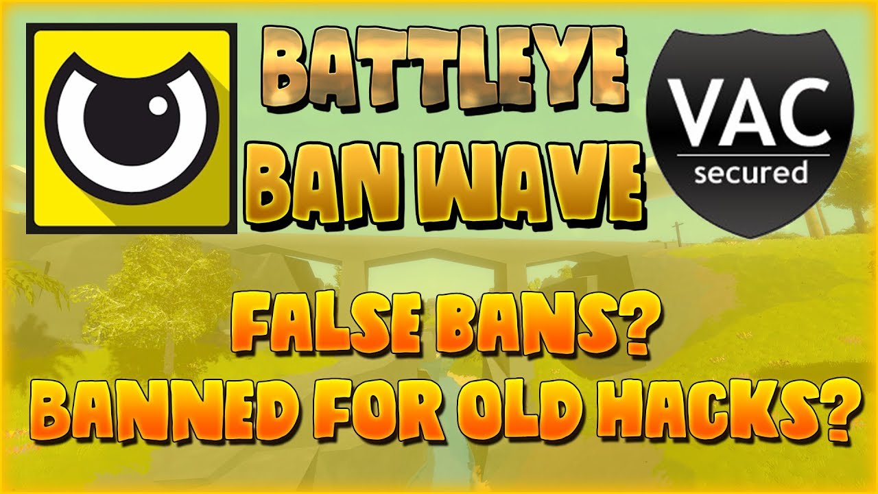 BATTLEYE FALSE BANS? ~ The TRUTH About The Ban Wave!