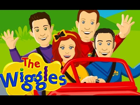 The Wiggles Big Red Car Game Episodes The Wiggles Cartoons Videos For Kids