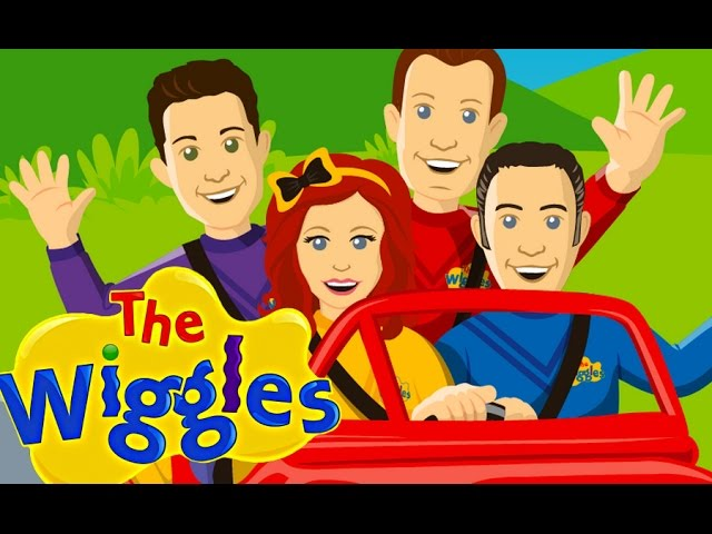 Red Car Game >> The Wiggles Big Red Car Game Episodes The Wiggles Cartoons Videos