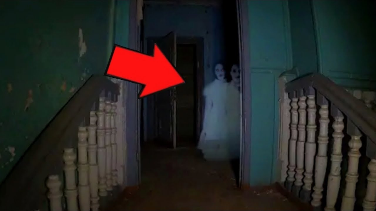 Top 5 SCARY Ghost Videos You Can't WATCH Them ALL!