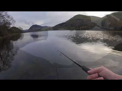 Pike Fishing In The Lake District November 2017.