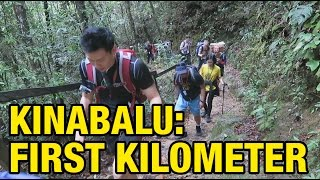 KINABALU ep3 The First Kilometer Ernest Ng Bro