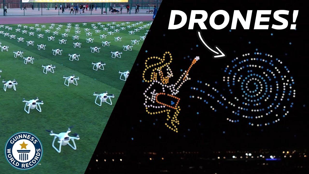 Drone Art!