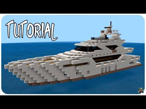 Minecraft: Super Yacht 3 Tutorial