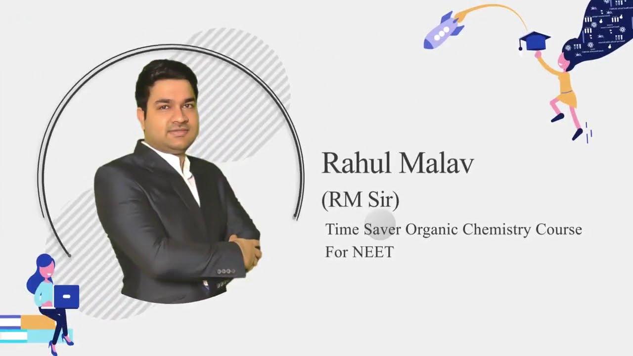 Conformational Isomerism | Time Saver Organic Chemistry Course l NEET l  Rahul Malav (RM) Sir