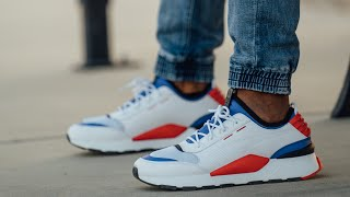 UNBOXING: The PUMA RS-0 Sound SNEAKER