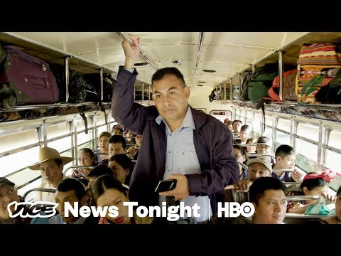 What It Takes To Find The 400 Parents Deported Without Their Kids (HBO)