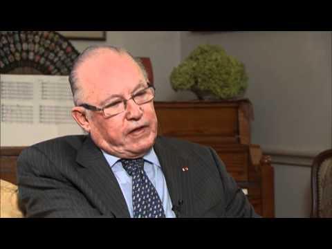 Entrevue avec Bernard Landry