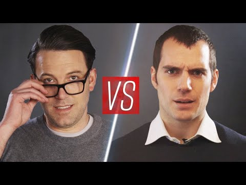 Batman, Superman and Lex Luthor take shots at each other // Omaze