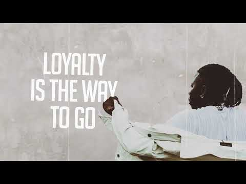 Stonebwoy - 1GAD (Lyric Video)