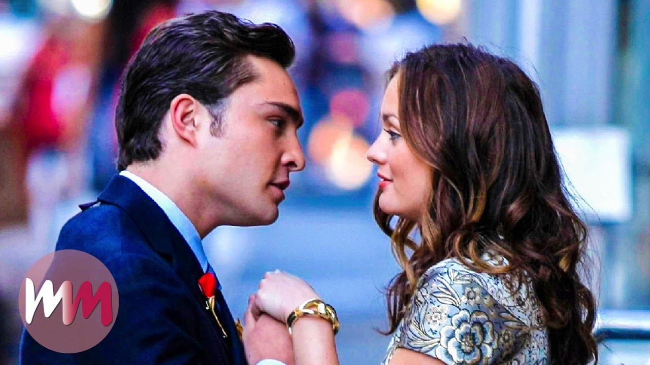 Blair and chuck first hook up