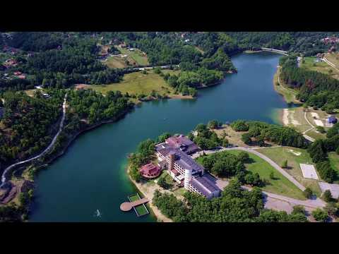 4K - Borsko Jezero / Bor Lake