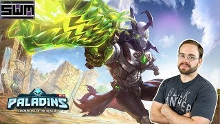 Paladins Nintendo Switch | Spawn Wave Plays