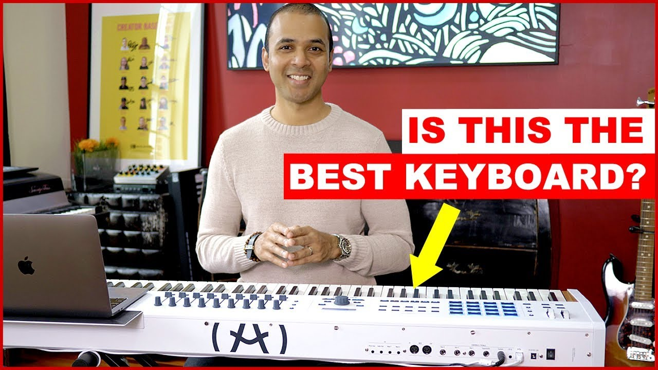 Download Arturia Keylab 88 MKii  - Is it really the BEST?