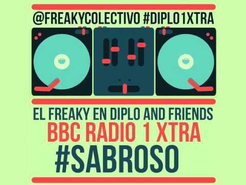 El Freaky - Diplo and Friends (BBC Radio1)