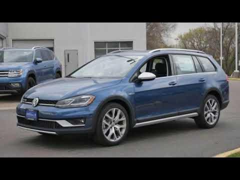 New 2019 Volkswagen Golf Alltrack Saint Paul MN Minneapolis, MN #90460 - SOLD