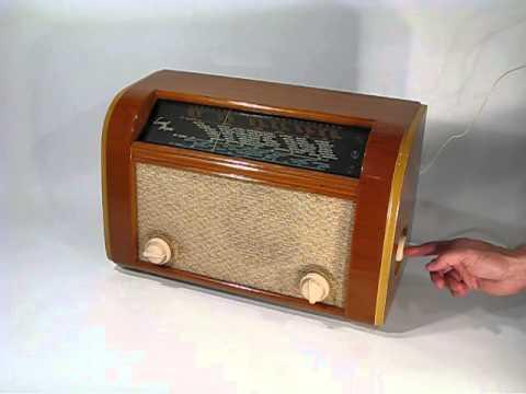Luxor radio 74 W
