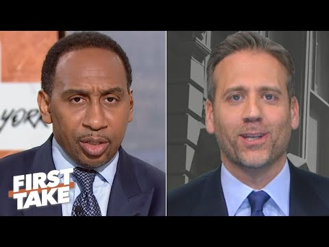 First Take reacts