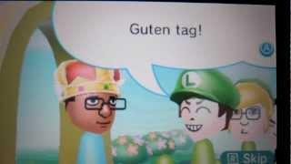 Nintendo 3DS StreetPass Mii Plaza collection August 2012