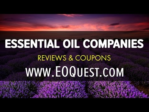 List Of All Essential Oil Companies
