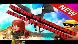 FAQ#2   ¿Como valora Supercell las aldeas de guerra?  Sistema de emparejamiento