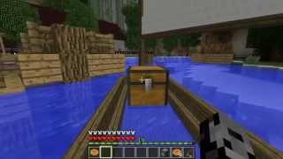 Minecraft: EPIC BOATS MOD (TRAVEL AROUND WITH STYLE!) Mod Showcase