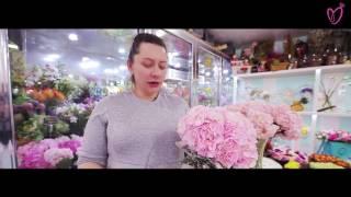 Мастер-класс по созданию свадебного букета от флористов мастерской Infinity flower