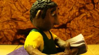 Student Film - Dump Junk (clay stop motion) - Arena Animation Chandigarh Institute