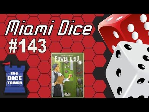 Miami Dice, Episode 143 - Power Grid
