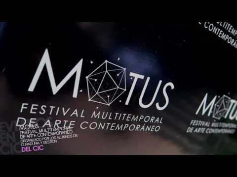 Motus - Festival Multitemporal de Arte Contemporáneo