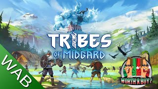 Tribes of Midgard Review (Early access) - Worthabuy? (Video Game Video Review)
