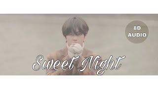 V (BTS 방탄소년단) - SWEET NIGHT [8D USE HEADPHONES]