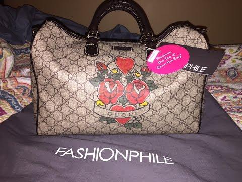 Fashionphile unboxing!!!!!