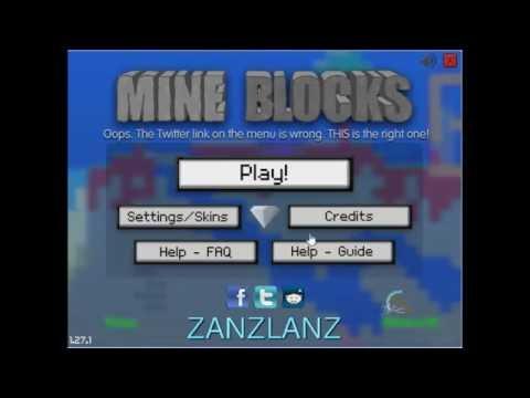 Mine Blocks 1.27.1 Nueva Actualización (mini Survival)