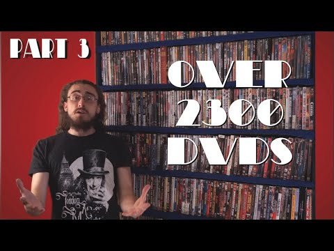 Huge DVD Collection 2300+ Titles - Chinese Martial Arts, Jackie Chan - Part 3