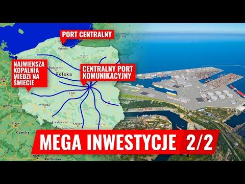 NOWE Megaprojekty w