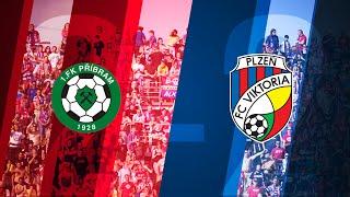 1. FK Příbram - FC Viktoria Plzeň 2:2 | 26.7.2014