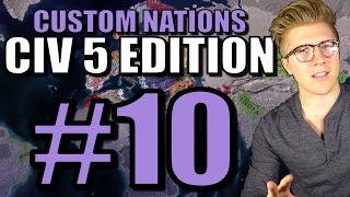 EU4 Custom Nations: [CIV 5 Edition] AI Only - The Cossacks Gameplay - Part 10