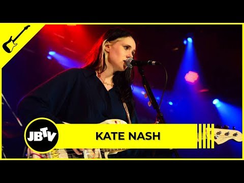 Kate Nash - Foundations | Live @ JBTV