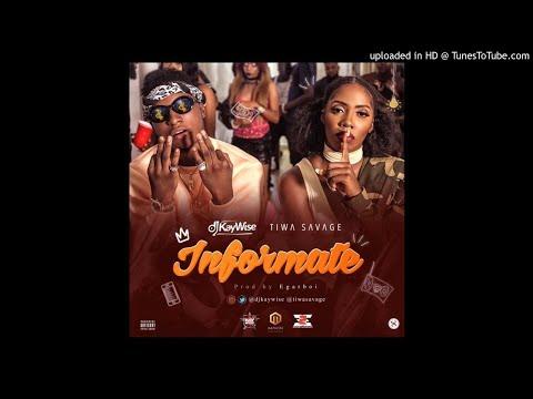 DJ Kaywise Feat. Tiwa Savage – Informate