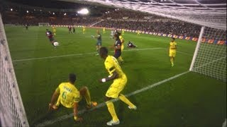 FC Nantes - Paris Saint-Germain (1-2) - Highlights (FCN - PSG) - 2013/2014