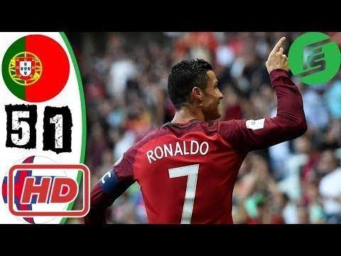 Download Portugal vs Faroe Islands 5-1 - Highlights & Goals - 31 August 2017[Petra Metzger]