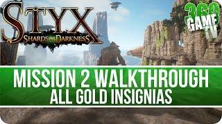 Styx Shards of Darkness Mission 2 Korrangar Walkthrough, All Gold I...