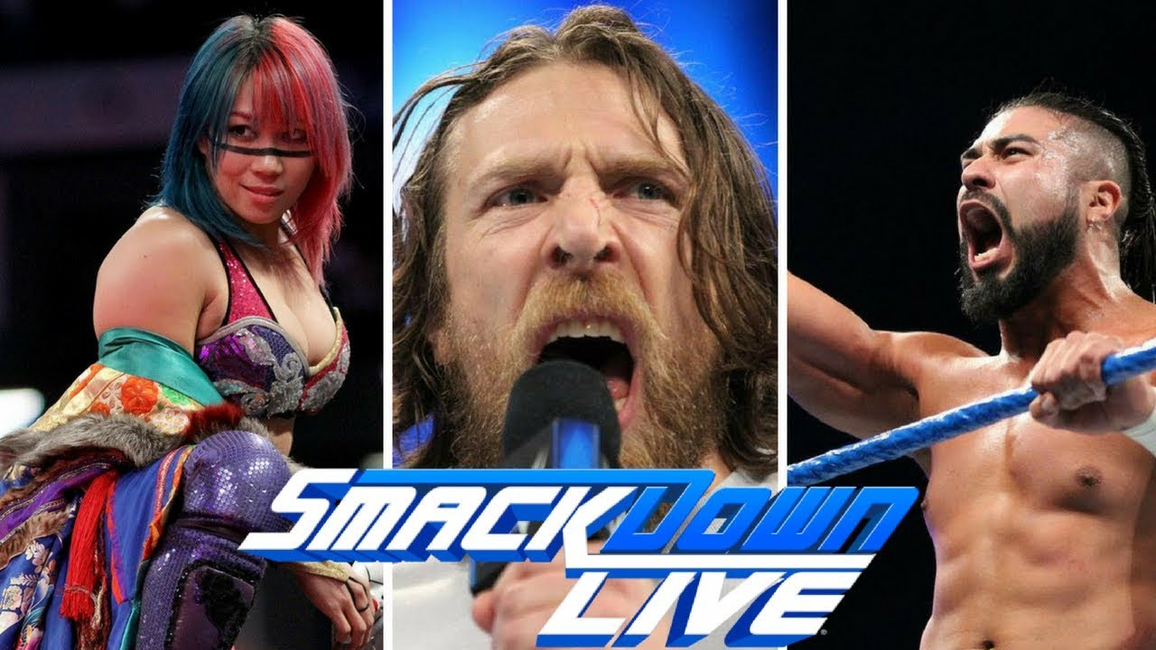Download WWE Smackdown 15/5/2018 Highlights -  WWE SmackDown Live May 15th 2018 Highlights