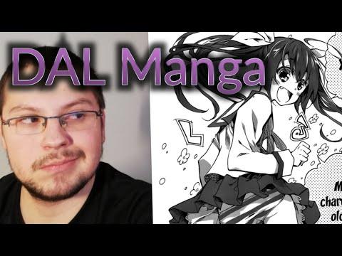 Date A Live, Light Novel Der Vergleich/Date A Live, Light Novel Comparing To Anime [German/Eng Sub]