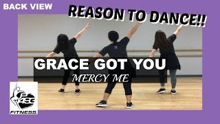 CLASS PRESENTATION VIEW || GRACE GOT YOU || MERCYME || P1493 FITNESS®