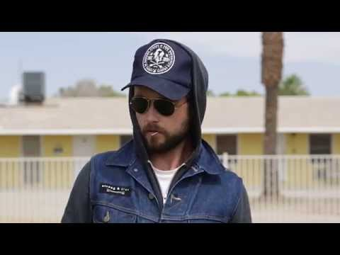 Actor Justin Chatwin's Salton Sea Interview