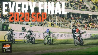 Every SGP Final In 2020 F M Speedway Grand Prix