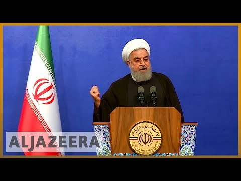 🇮🇷 🇺🇸 Iran slams US over threat of 'strongest sanctions in history' | Al Jazeera English